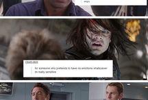 Marvel /Avengers