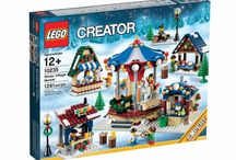 LEGO Christmas Set / Available in end of October 2013
