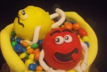 Torta M&M'S / Torta M&M'S