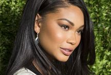 ANGEL Chanel Iman Robinson CONGOLESE KOREAN / Chanel Iman Robinson (born December 1, 1990 in Atlanta, Georgia, USA) is an American model, known professionally as Chanel Iman. She is best known for her work as a Victoria's Secret Angel. Angels contract from 2010 - 2012; walks: 3 from 2009 - 2011. Vogue Paris declared her as one of the top 30 models of the 2000s. She grew up in Los Angeles, California. Her mother is of half Korean and half African American descent, and her father is African American.