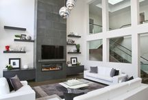 Modern furniture in our clients homes / Explore one of our clients homes featured in this artice...