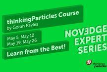Novedge Expert Series Webinar: thinkingParticles by Goran Pavles