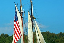 Tall Ships &  Other Sailing Vessels / by Ofilia Meyers