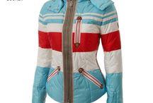 Skiing wear