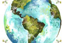 Föld és térkép