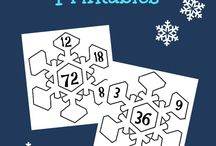 Top Notch Teaching: Math / Teaching Math: Elementary to High School...including lesson plans, curriculum, printables, and more!