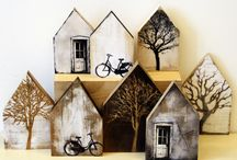 wooden houses & projects (miniature)