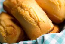 Food - Bread / by Stephanie Goodrich