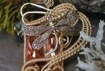 Artisan Jewelry I would wear!