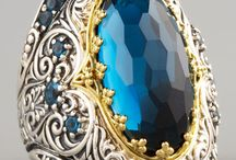 Batu Mulia, Cincin & Perhiasan.