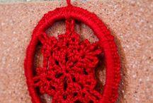 fiocchi di neve a crochet