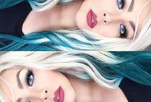Crazy Hair / Culoarea perfecta a parului meu ❤️
