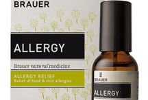 Brauer // Allergy / Lighten the load of sneezing, sniffling hayfever and allergy symptoms by using a traditional system of medicine trusted for over 200 years.