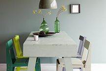 Keuken kleur muren