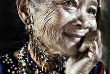 Yaşlı portre