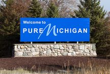 Pure Michigan / Michigan my home / by Maureen Shourd