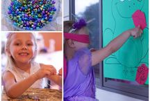 Party idears for kids