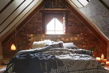 Upstairs at Cabin / by Amy Hawkins