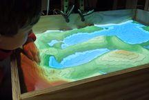 Kotak Pasir Berteknologi Augmented Reality