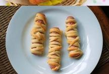 Food that appeals to kids / Making meals fun for kids