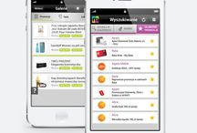 Mniamo mobile design