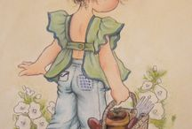 all about country ilustration