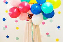 Fun Photoshoots Decorations / DIY photoshoot decorations & ideas