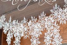 snowflakes  decoration