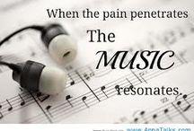 Music = Life / by Sam Gingalewski
