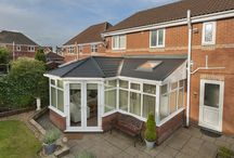 YOUR CHOICE 4 Seasons garden Rooms / The only true warm solid roof for conservatories