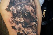Tattoos на моем руке