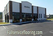 Laminate and Vinyl Flooring Services in Greenville NC