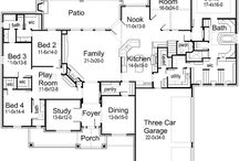 Floor Plans / by Mandy Miller