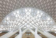 Architecture art work