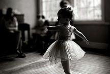Ballet / Inspirational images of ballet
