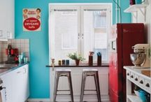 Red and Turquoise / by Simply Organised