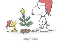 Snoopy Cross stitch