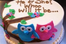 Guess Whoos Coming / Babyshower ideas