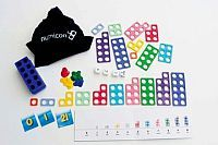 Numicon Maths / Numicon resources give children a sound start to maths through playful and innovative activities, enabling them to practice at home what they are learning in school. Helps children to reason mathematically through the use of concrete objects .