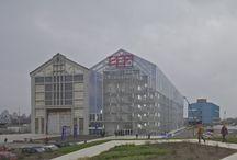 Architecture du Nord / Architecture in Nord-Pas de Calais, France / by Wouter Kok