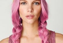 Hair styles - and color I like / Dreaming of cutting my hair, looking 10 years younger.