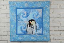 penguin quilts