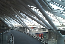 New Western Concourse at King's Cross station / #Smartphone Camera, Photographic Study: New Western Concourse at King's Cross Station. Photographed, 22nd March 2012 (HTC Desire S).