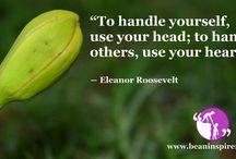 Articles on Leadership / Be An Inspirer - Spread the Inspiration Visit - www.beaninspirer.com for more Inspirational Articles.