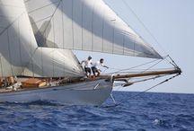 Barche e Mare