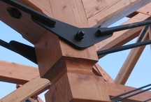 timber-framing joints / stresne drevene konstrukcie