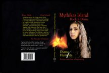 Mythikas Island / Dedicated to the young adult alternative history ancient Greek series Mythikas Island. Girls should be the hero of their own story.