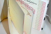 Baby Books/Adoption Lifebooks