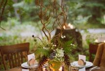 Rustic Elegance / by Tracy Hines