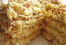 Кулинария. Торты и пирожные